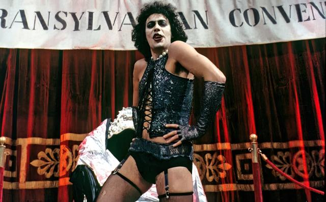 """Tim Curry, """"The Rocky Horror Picture Show"""""""