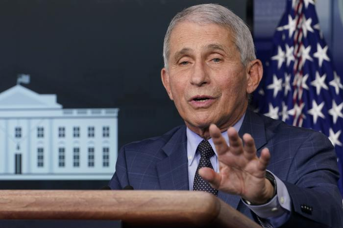 Fauci: US May See 'Surge Upon Surge' of Virus in Weeks Ahead