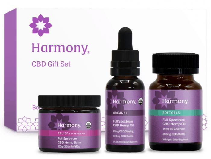How Harmony CBD Is Embracing a Fresh Brand Identity for a New Generation