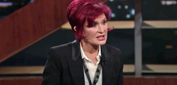 """Sharon Osbourne on """"Real Time with Bill Maher,"""" Friday, April 17, 2021"""