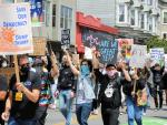 San Francisco's People's March And Rally : Unite to Fight  :: June 28, 2020