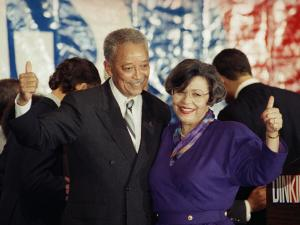 NYC's First African American Mayor, David Dinkins, has Died