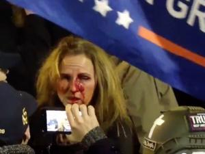 MAGA Insurrectionist Identified by Daughter Fired by UMass Hospital