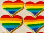 Texas Bakery Finds Community Support Selling Pride Cookies