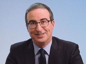 Watch: John Oliver Says 'And Just Like That' Needs Samantha